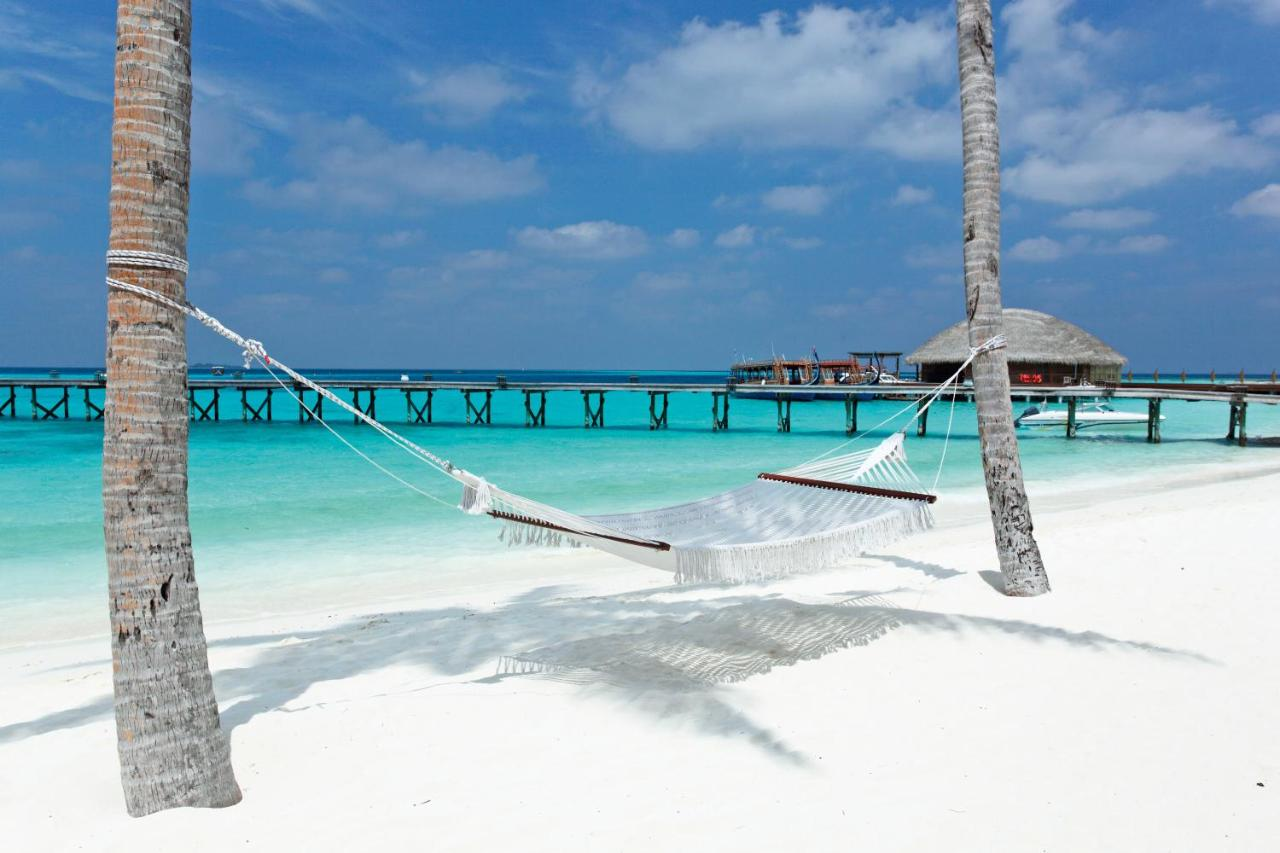 Constance Halaveli - Вы выбрали роскошный вариант с пляжем, спа-услугами, 4 ресторанами на территории