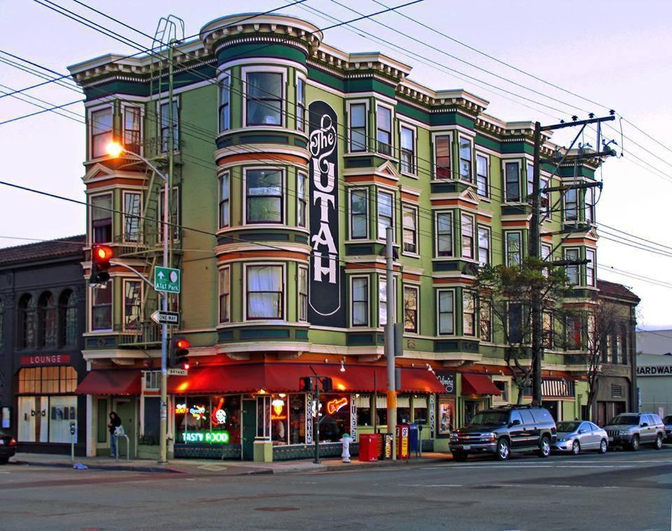 The Utah Inn, San Francisco, CA - Booking.com