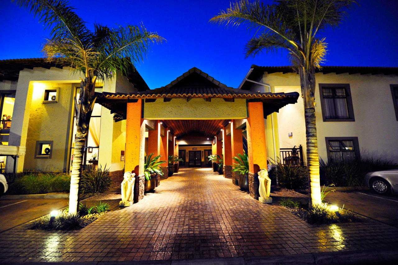 Villa Bali Boutique Hotel Bloemfontein South Africa Mega And Spa