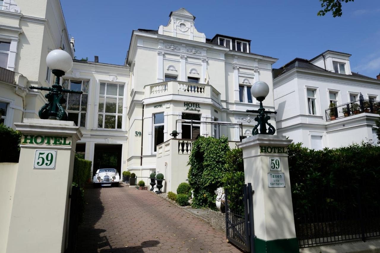 eaf0dc08e452 Hotel Mittelweg, Hamburg, Germany - Booking.com