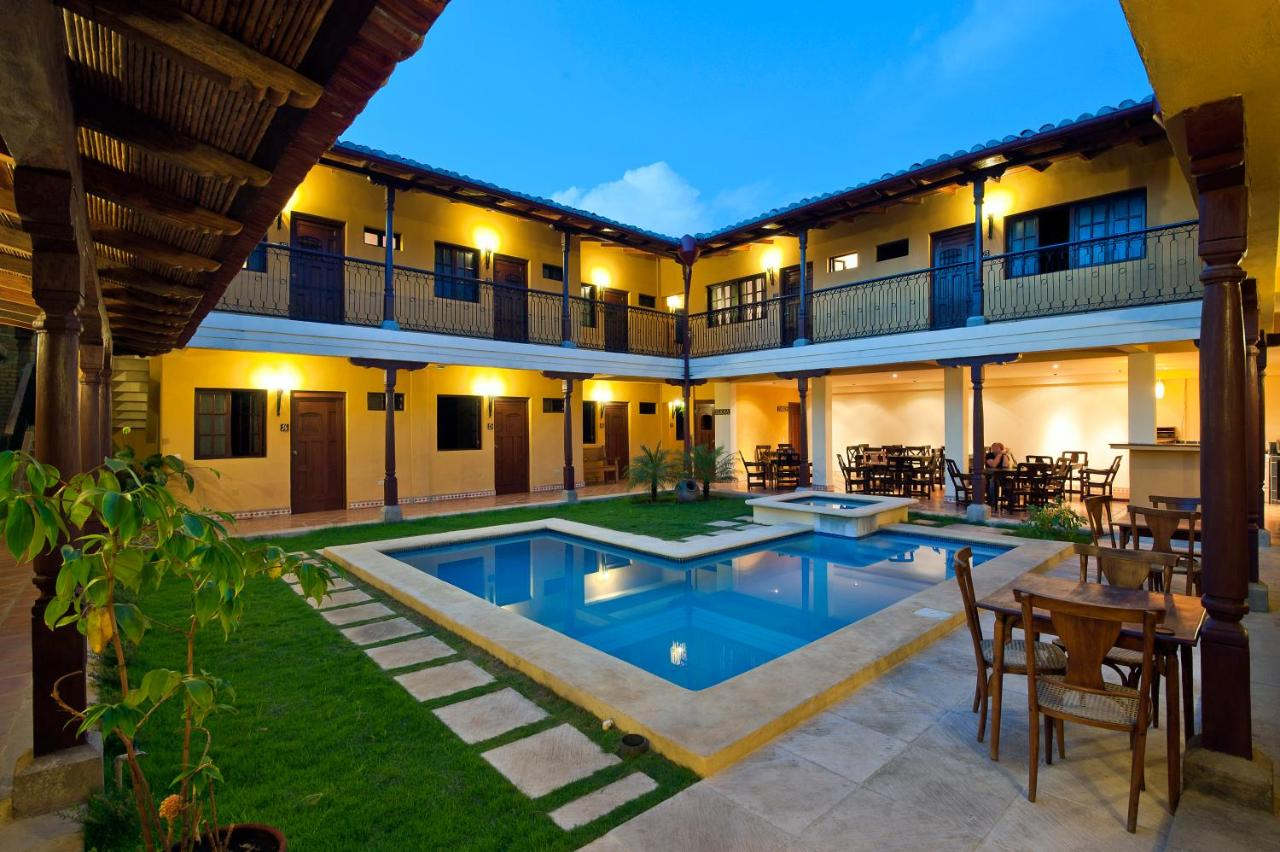 Hotels In El Coyolar Granada Region