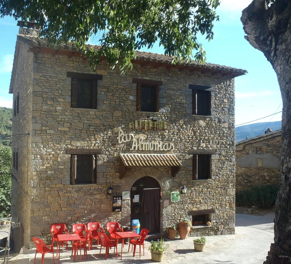 Hostels In Coscojuela De Sobrarbe Aragon