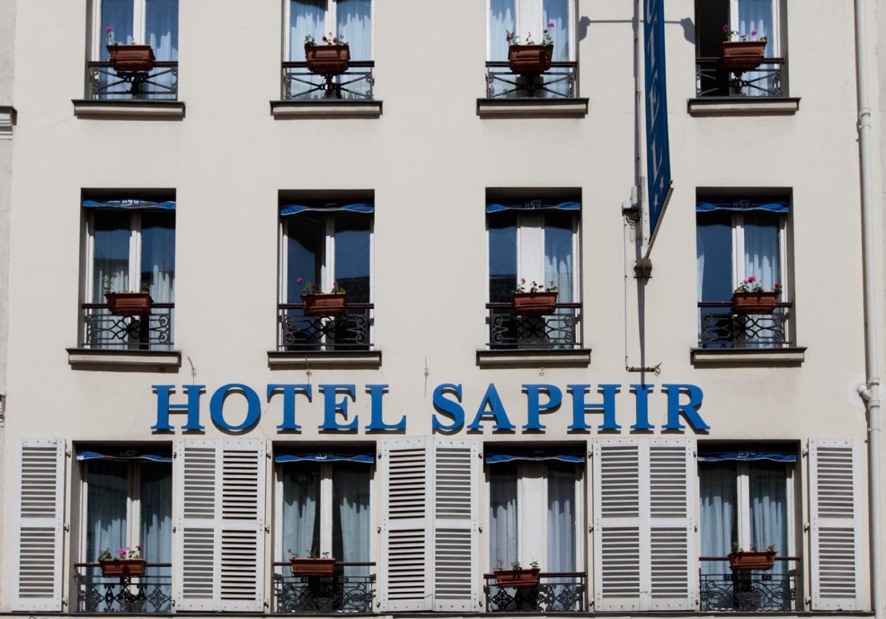 Hotel Saphir Grenelle Hotel Saphir Grenelle Paris France Bookingcom
