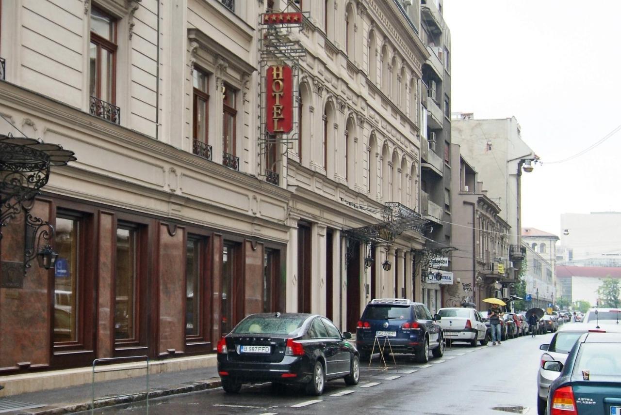 Hotel Edgar Quinet Apartment Deluxe Little Studio Old City Bucharest Romania