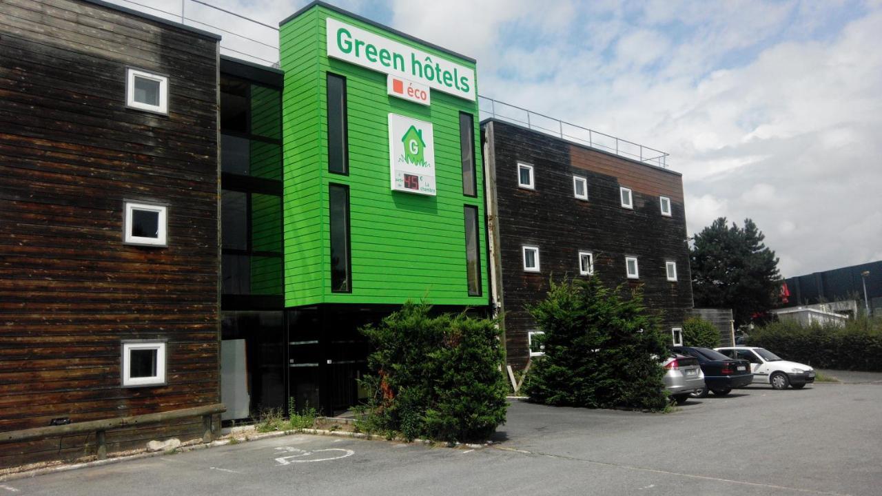 Green Hotel Saint Genevieve Des Bois