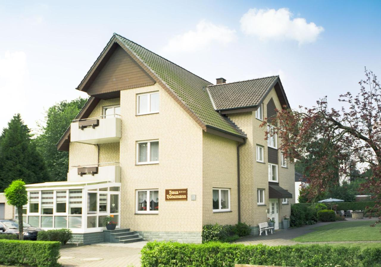 Pension Haus Hönemann (Deutschland Lippstadt) - Booking.com