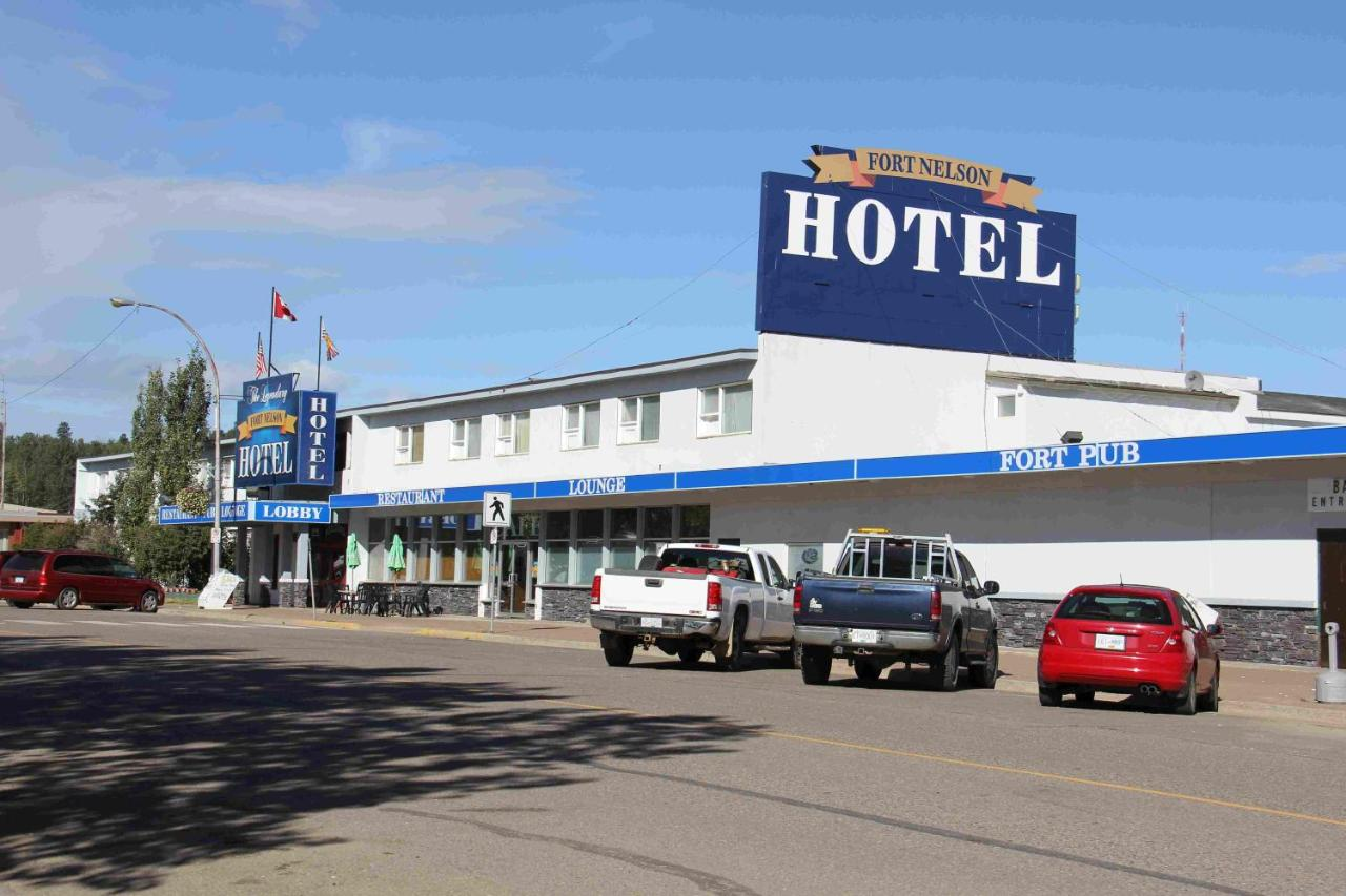 Fort Nelson Bc Hotels