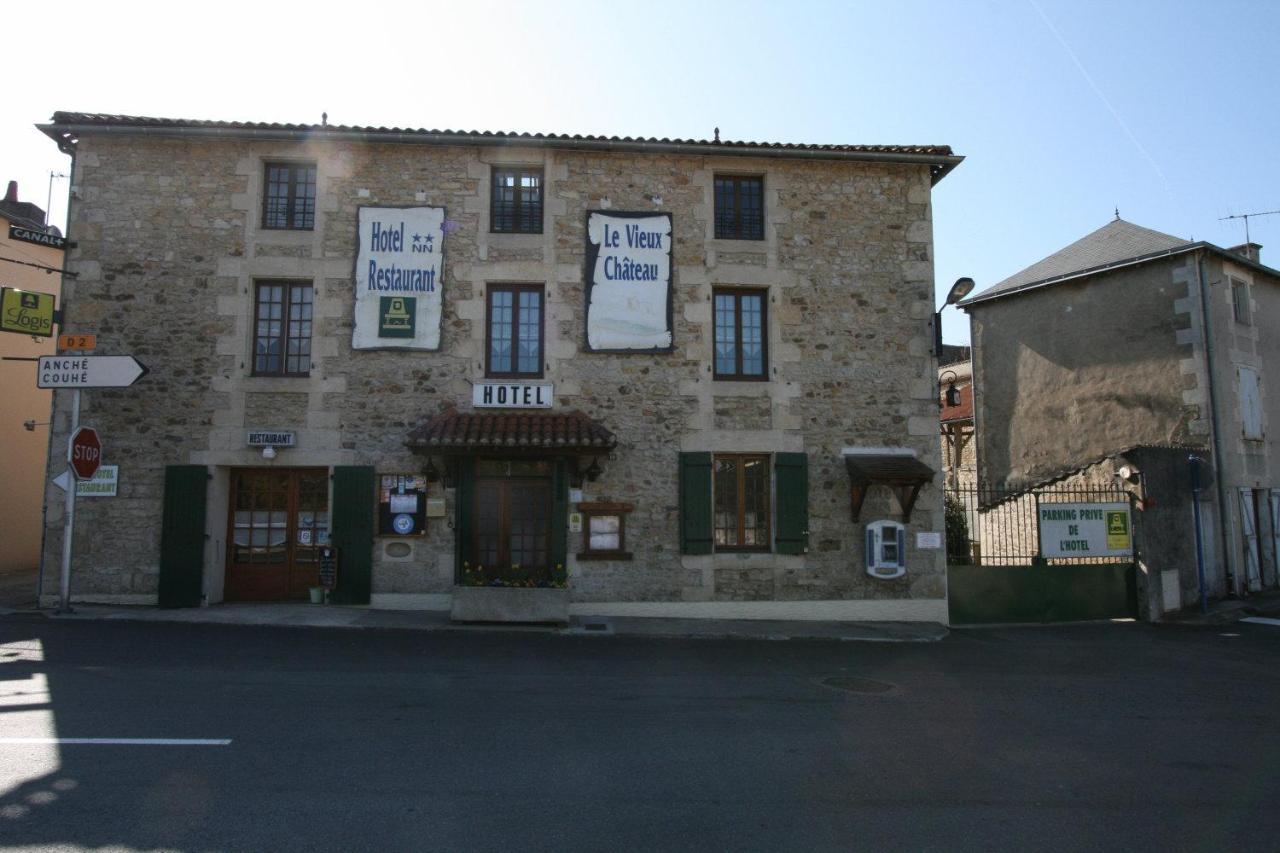 Hotels In Queaux Poitou-charentes