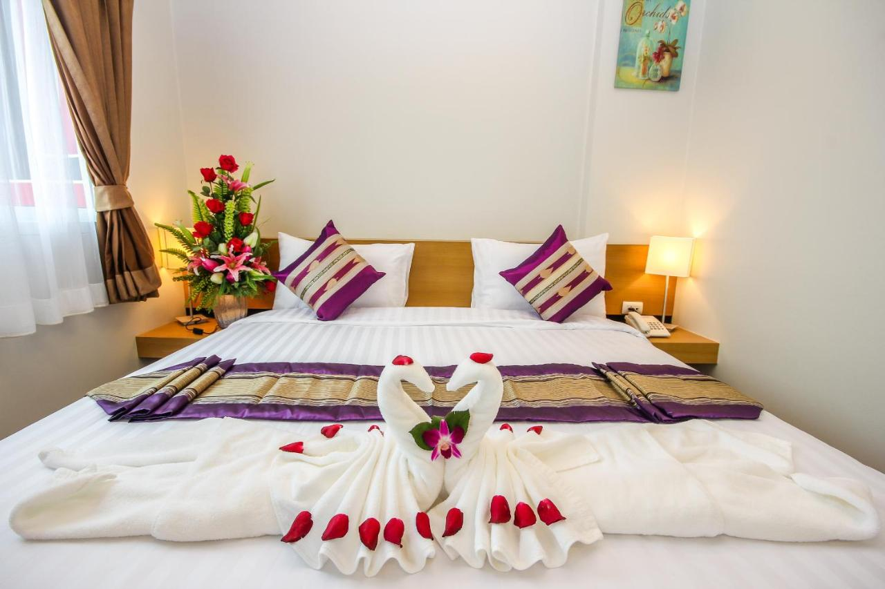 Hotels In Patong Beach Phuket Province