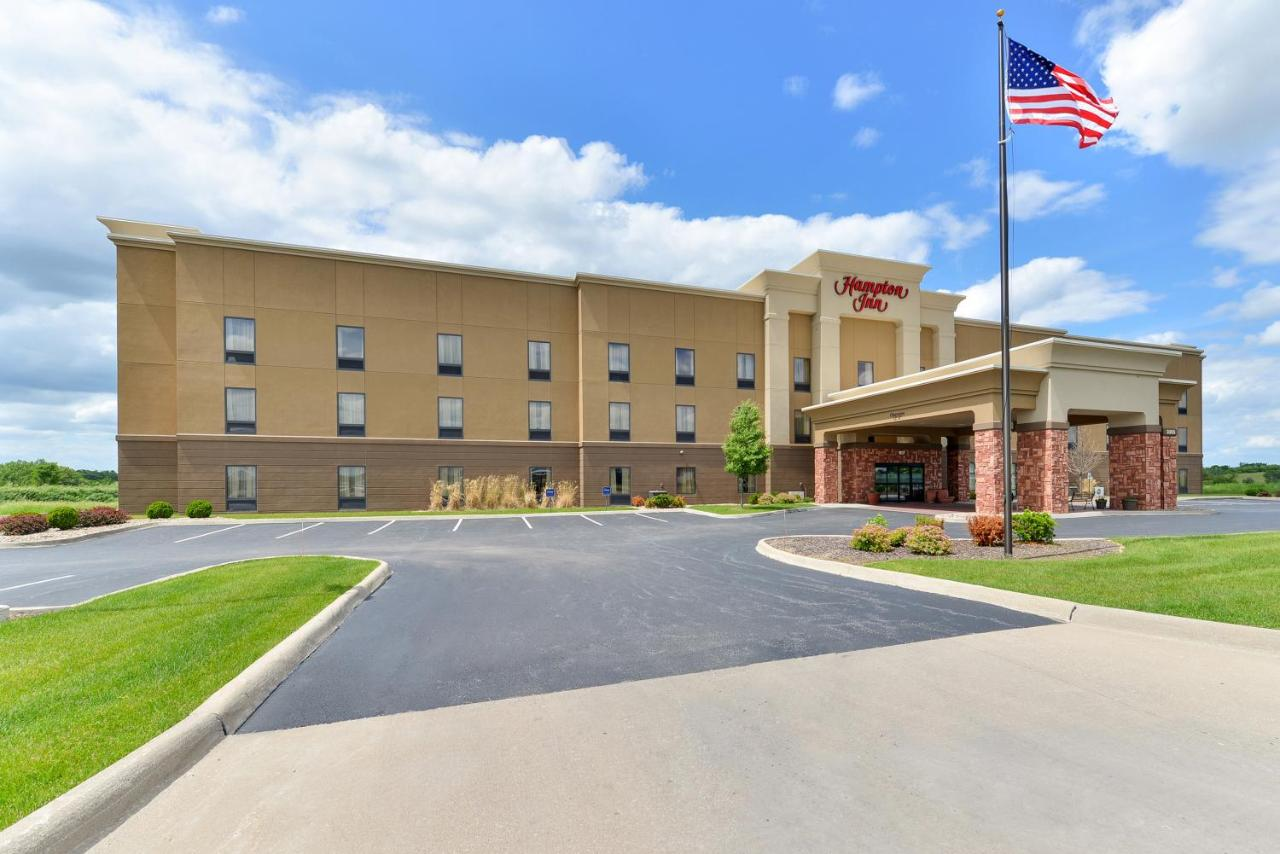 Hotels In Muscatine Iowa