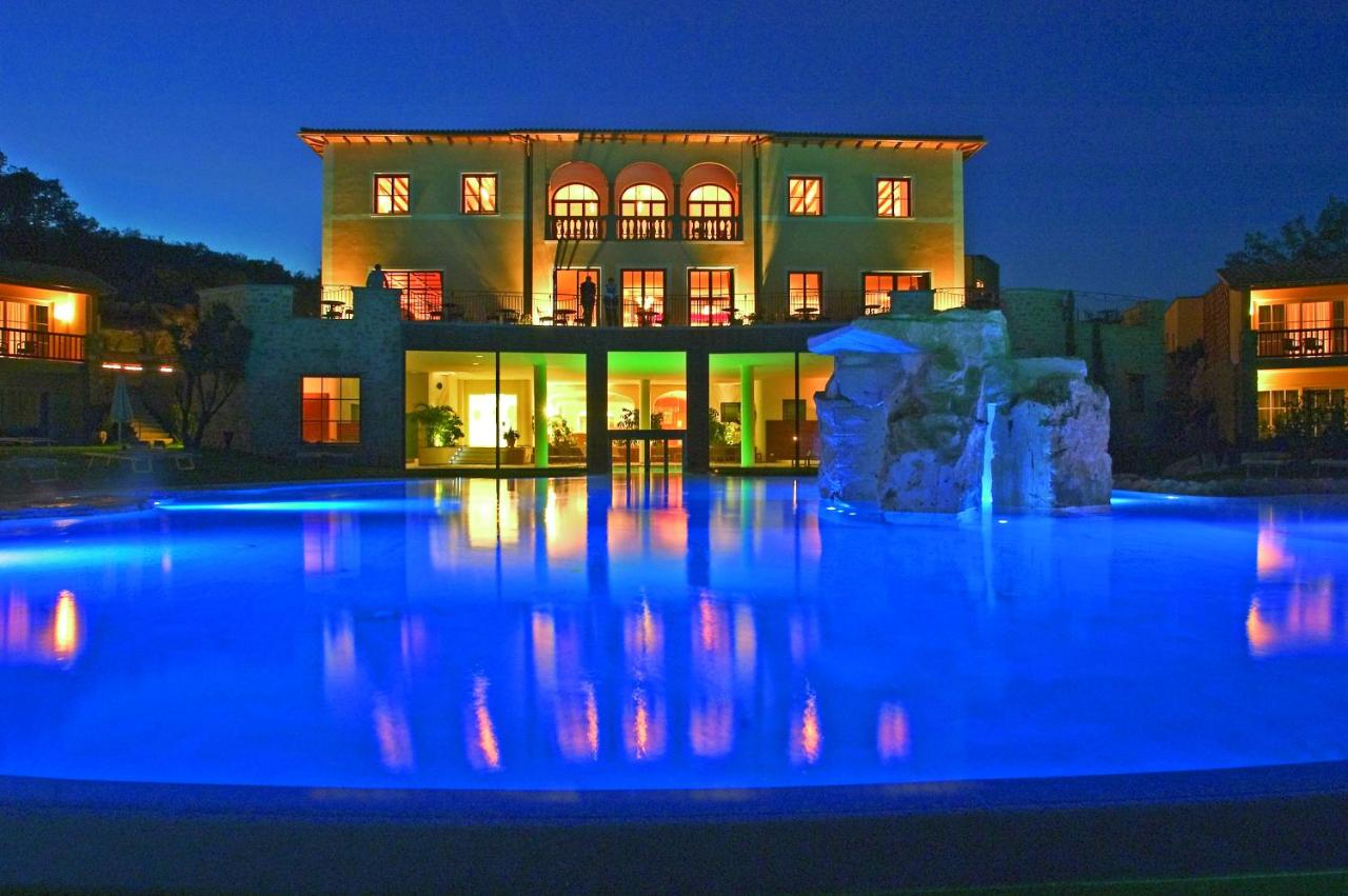 Adler Spa Resort Thermae (Italien Bagno Vignoni) - Booking.com