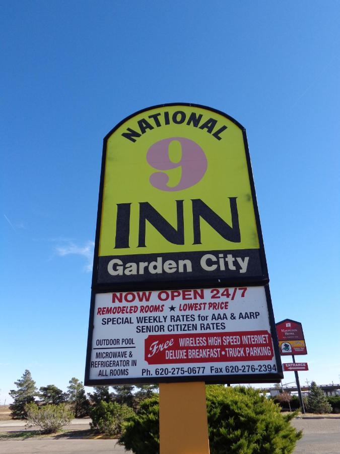 National 9 Inn, Garden City, KS - Booking.com