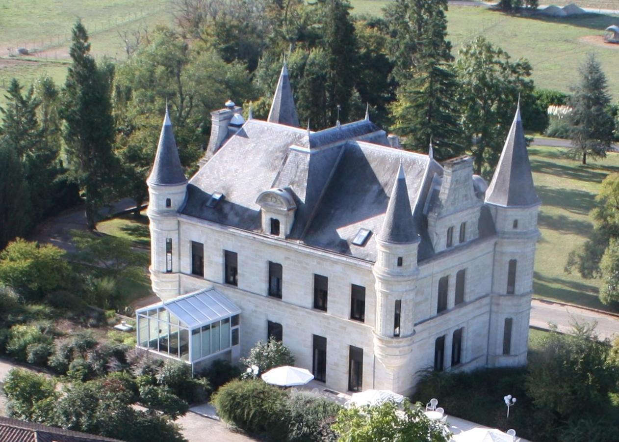Hotels In Saint-aubin-de-branne Aquitaine