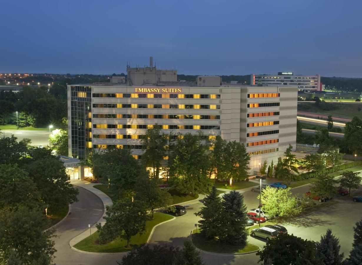 Hotels In Bloomfield Hills Michigan