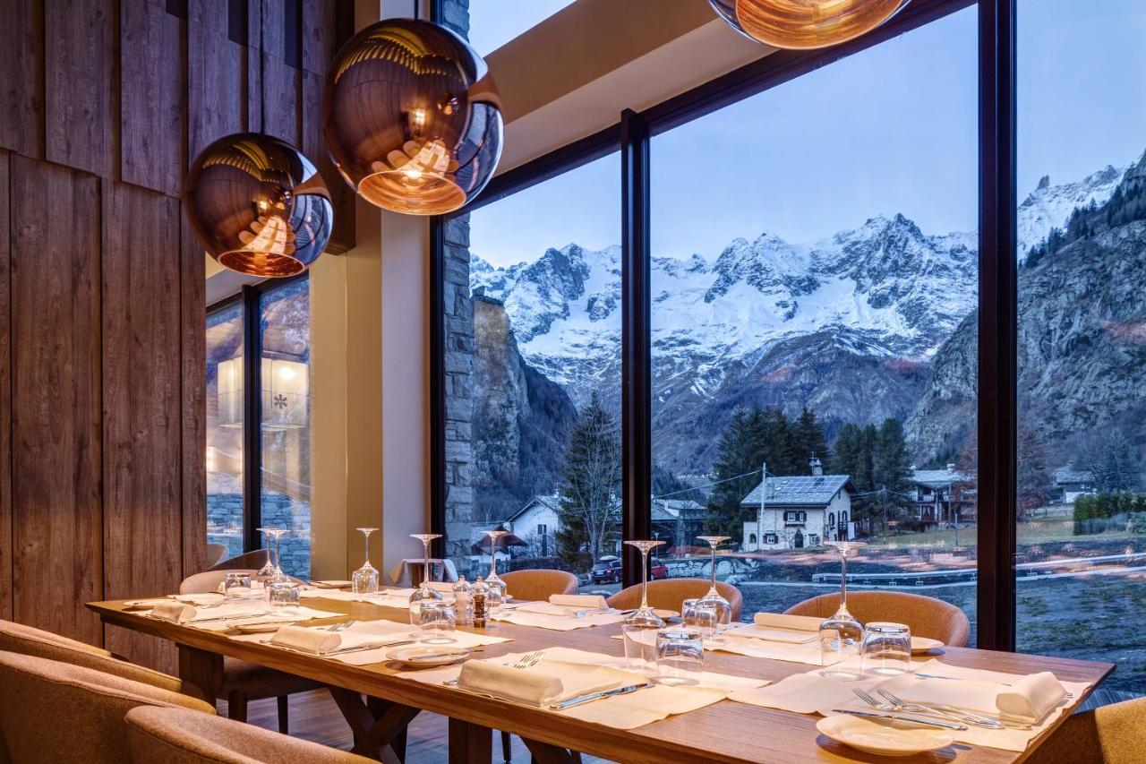 Grand Hotel Courmayeur Mont Blanc, Italy - Booking.com
