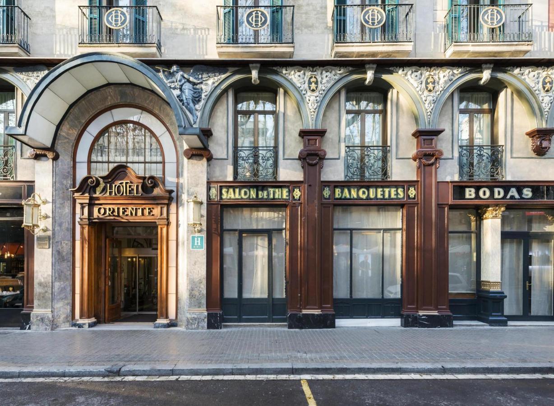Hotel Internacional Ramblas Cool Hotel Oriente Atiram Barcelona Spain Bookingcom