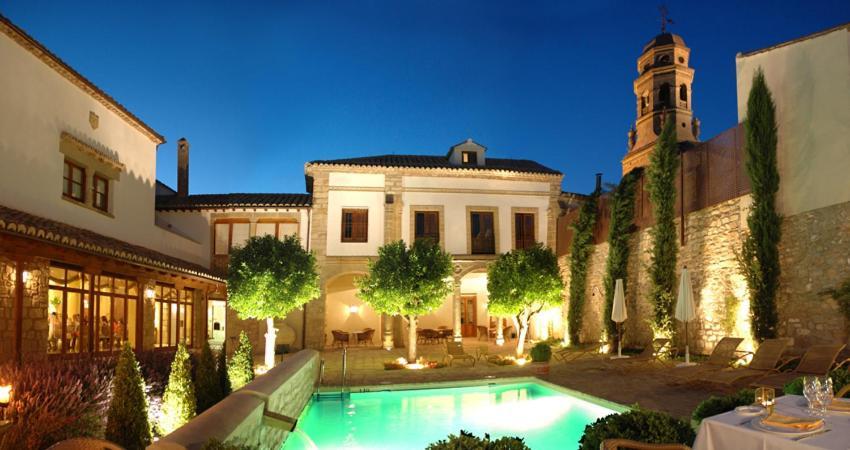 Hotels In Baeza Andalucía