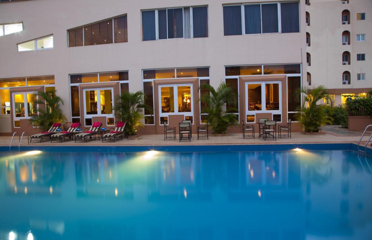 Africa Regent Guest House African Regent Hotel Accra Ghana Bookingcom