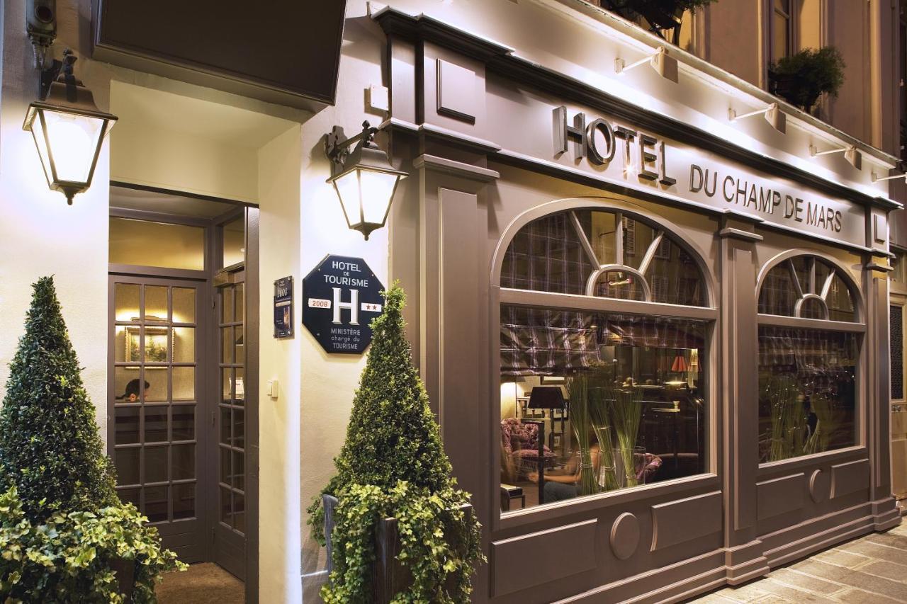 Hotel Relais Bosquet Hotel Du Champ De Mars Paris France Bookingcom