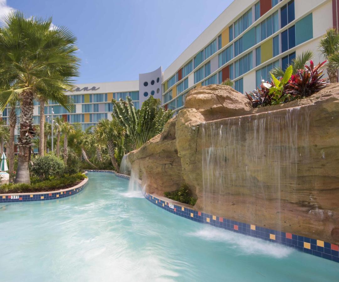 Cabana Bay Beach Resort, Orlando, FL - Booking.com on