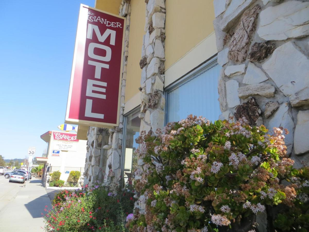 Hotel Sanj The Islander Motel Santa Cruz Ca Bookingcom