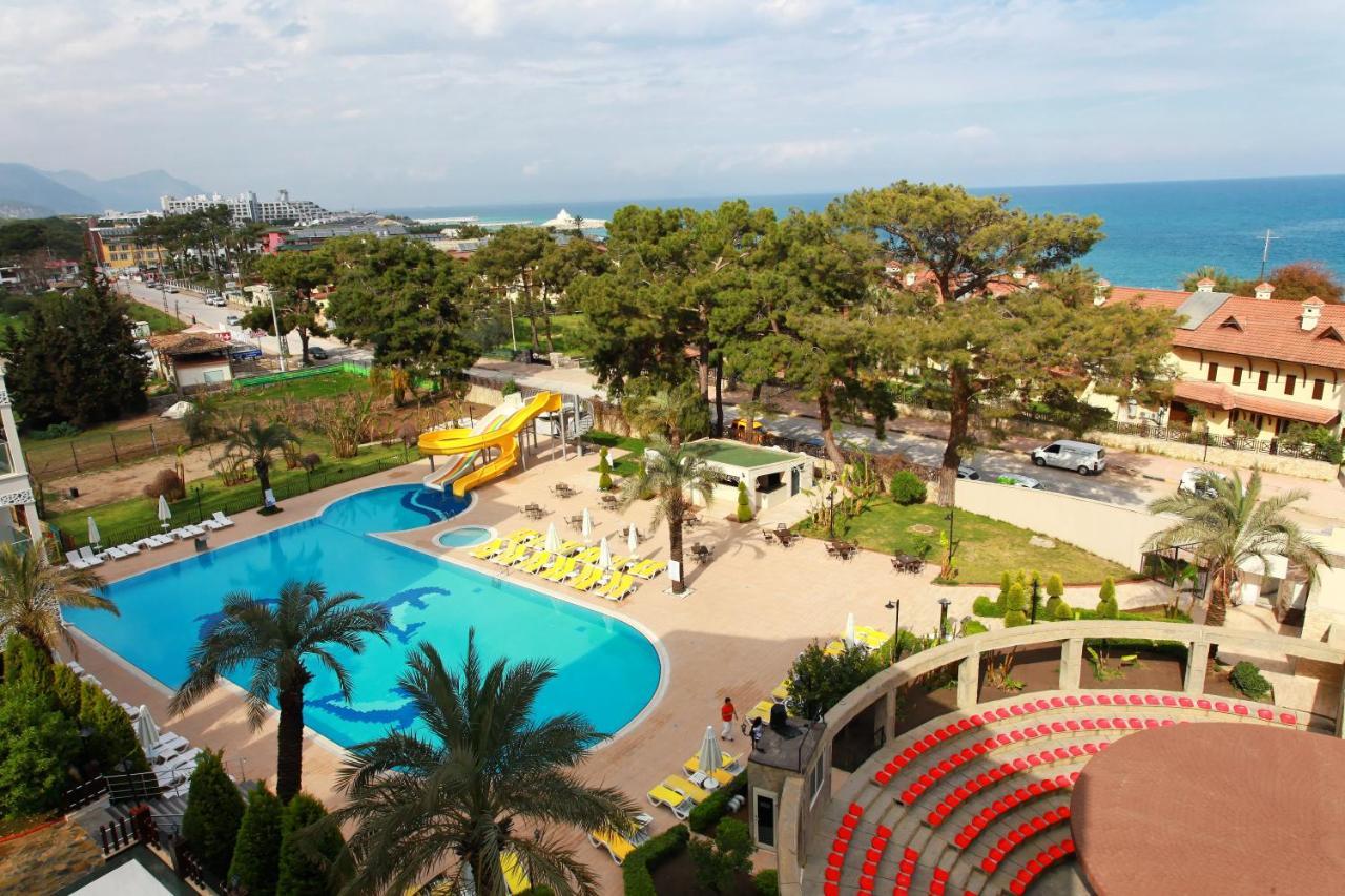 Grand Ring Hotel 5 (Turkey, Kemer, Beldibi): room description, service, beach, reviews 27