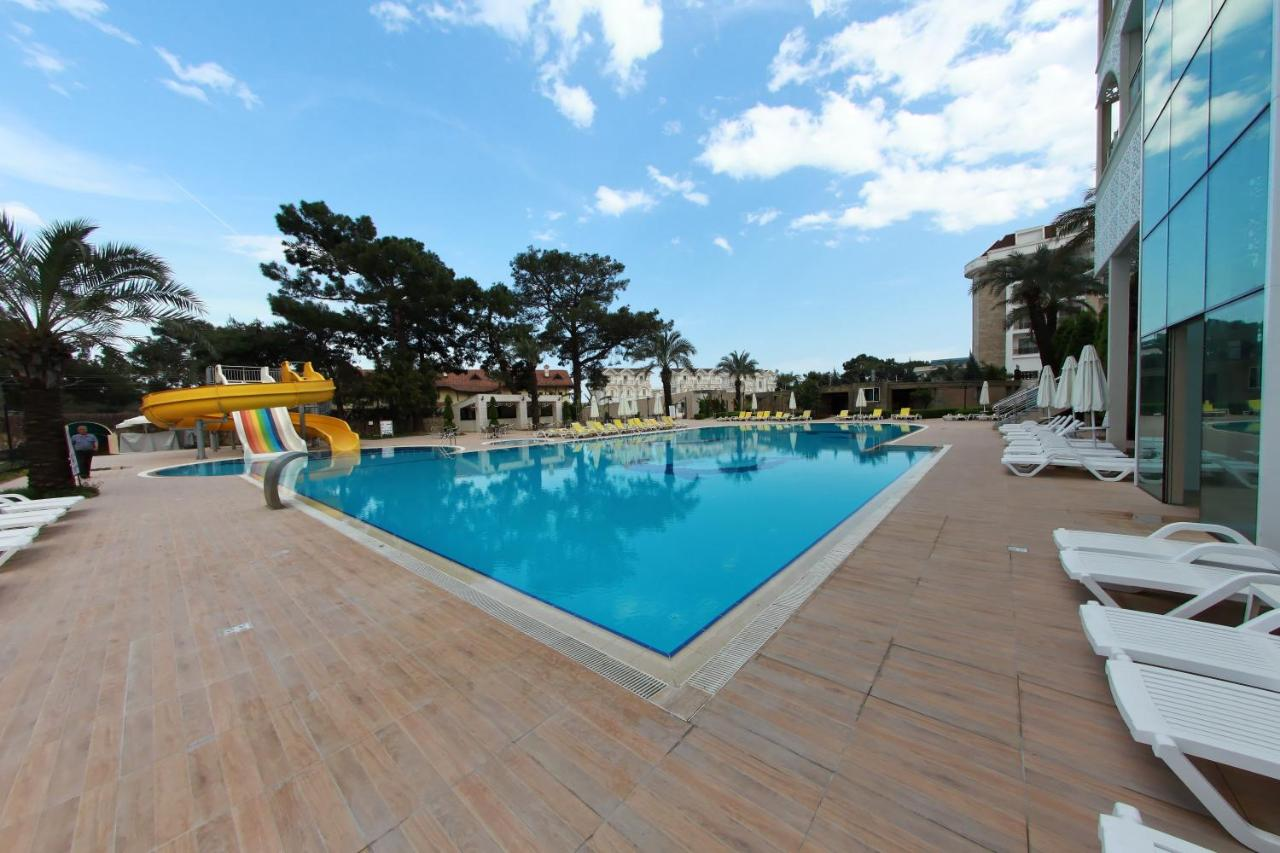 Grand Ring Hotel 5 (Turkey, Kemer, Beldibi): room description, service, beach, reviews 50
