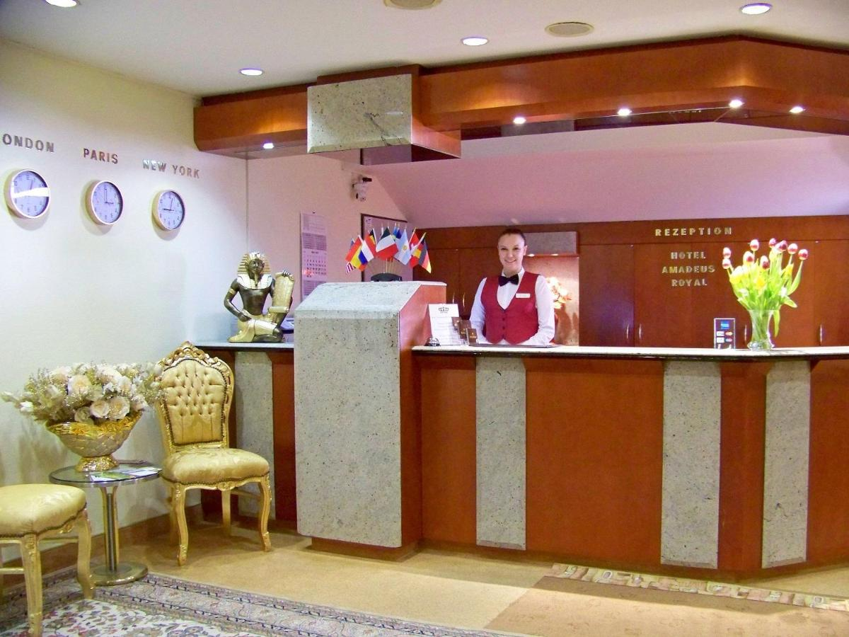 Hotel Amadeus Royal Berlin Deutschland Berlin Booking Com