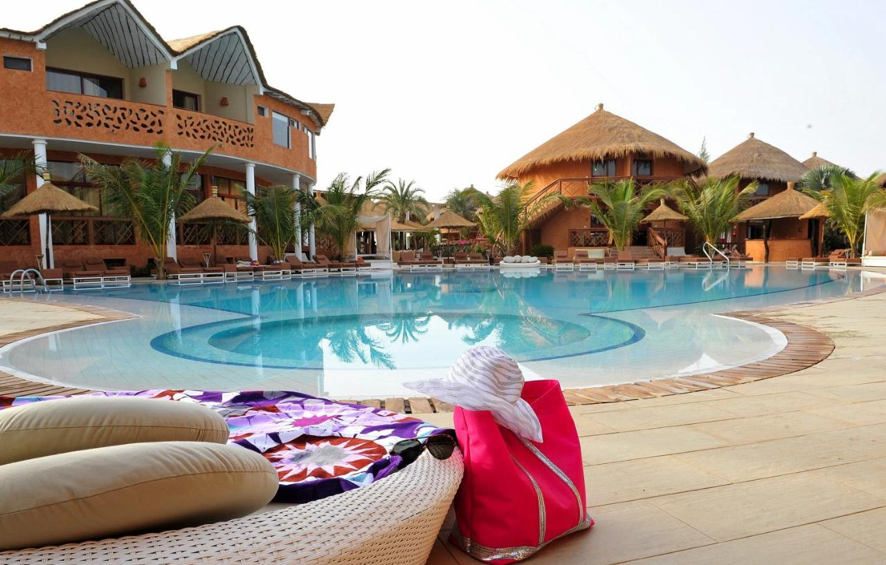 Hotel Palm Beach Saly Contact