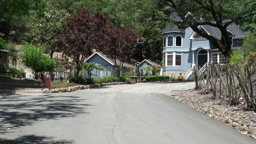 Bed And Breakfasts In Calistoga California