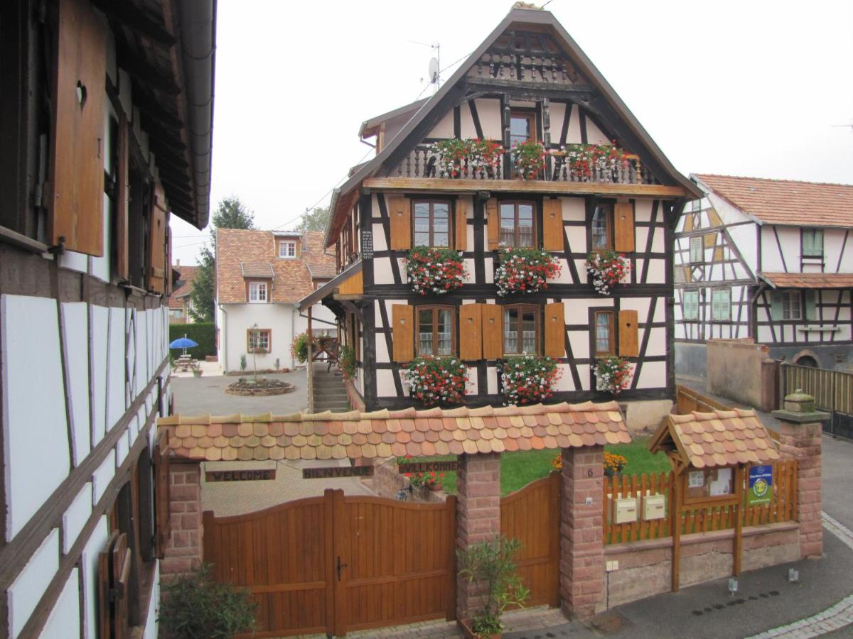 Bed And Breakfasts In Niederbronn-les-bains Alsace