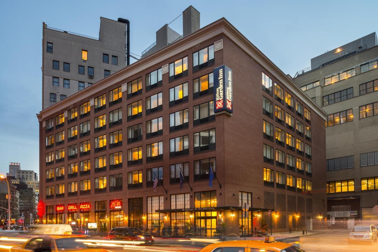 Hilton Garden Inn New York/Tribeca, New York City, NY - Booking.com