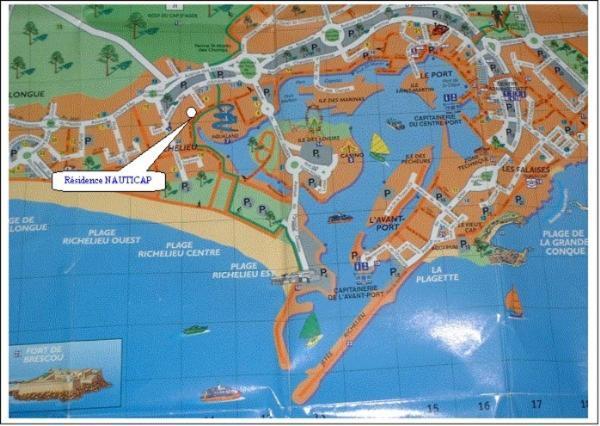 Rsidence Nauticap Cap dAgde France Bookingcom