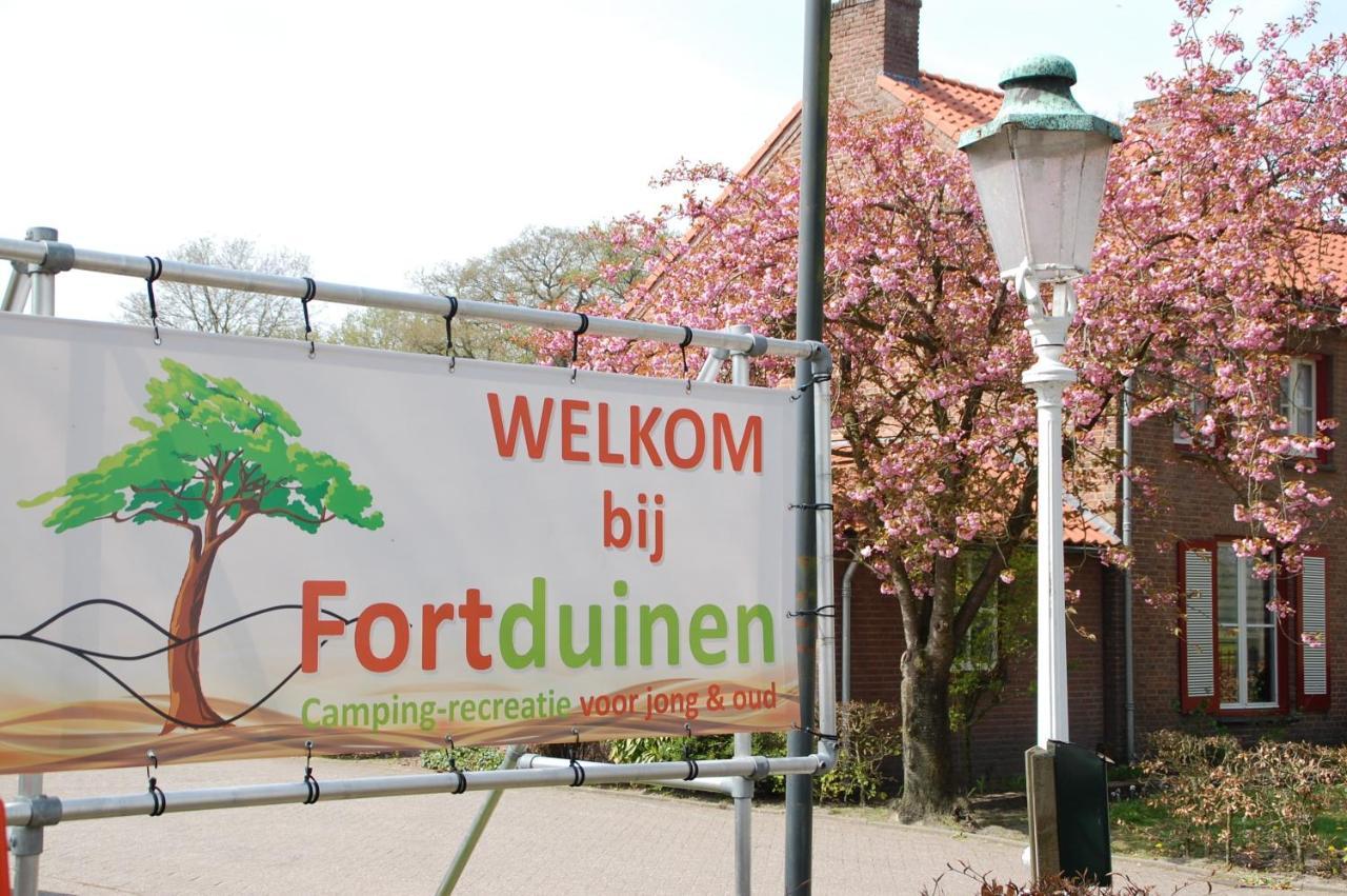 Fortduinen Campsite (Niederlande Cromvoirt) - Booking.com