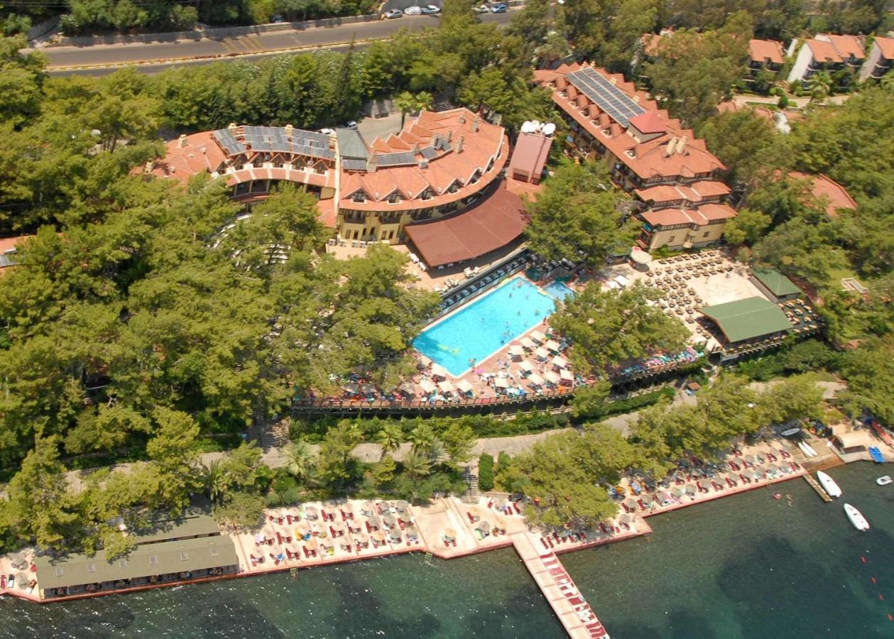 Hotel Marmaris Park (Turkey, Marmaris): photos and reviews of tourists 27