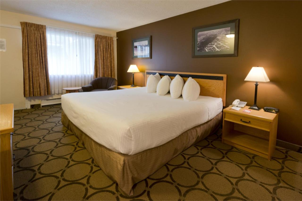 Hotels In Prince George British Columbia