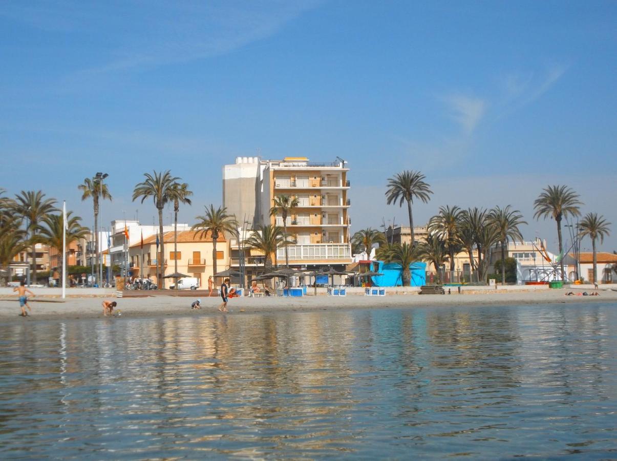 Hotels In Santiago De La Ribera Murcia