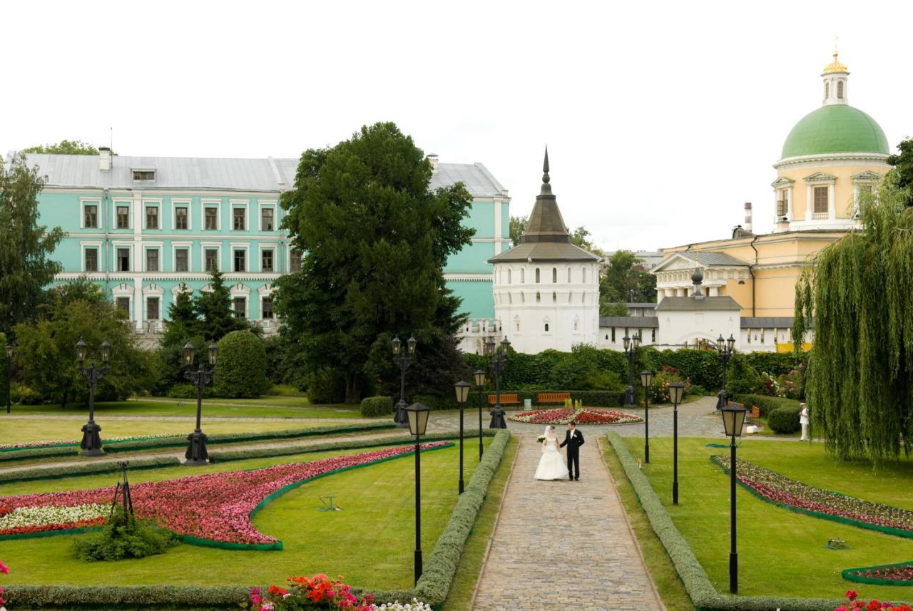 Moskovadaki Danilovsky Manastırı: adres, tapınak 94
