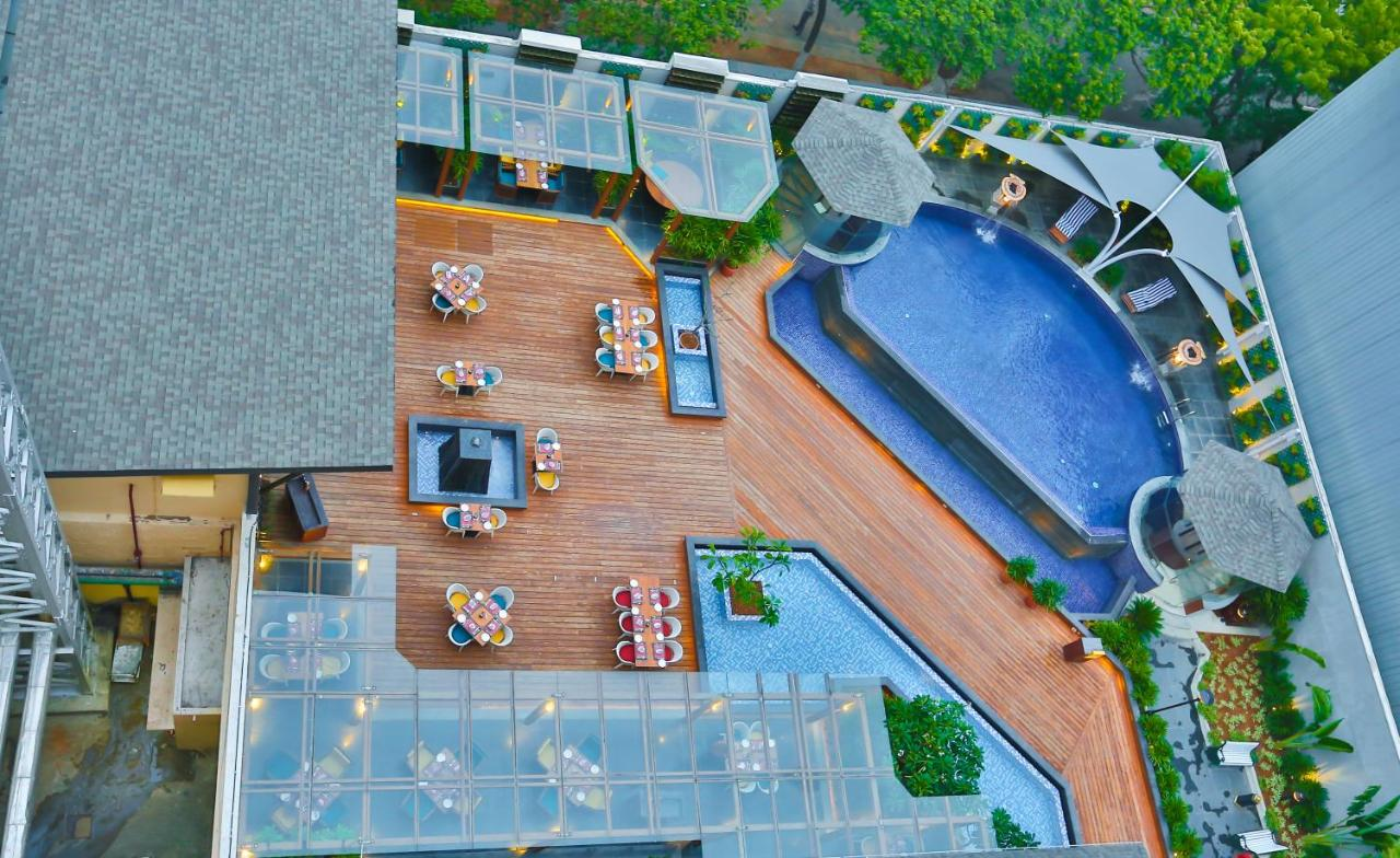 Hotel The Residency Towers Coimbatore, India - Booking com