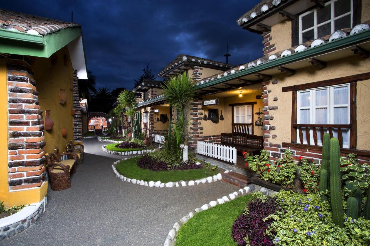 Hotel Hosteria Rumipamba De Las Rosas (Ecuador San Miguel de Salcedo) - Booking.com