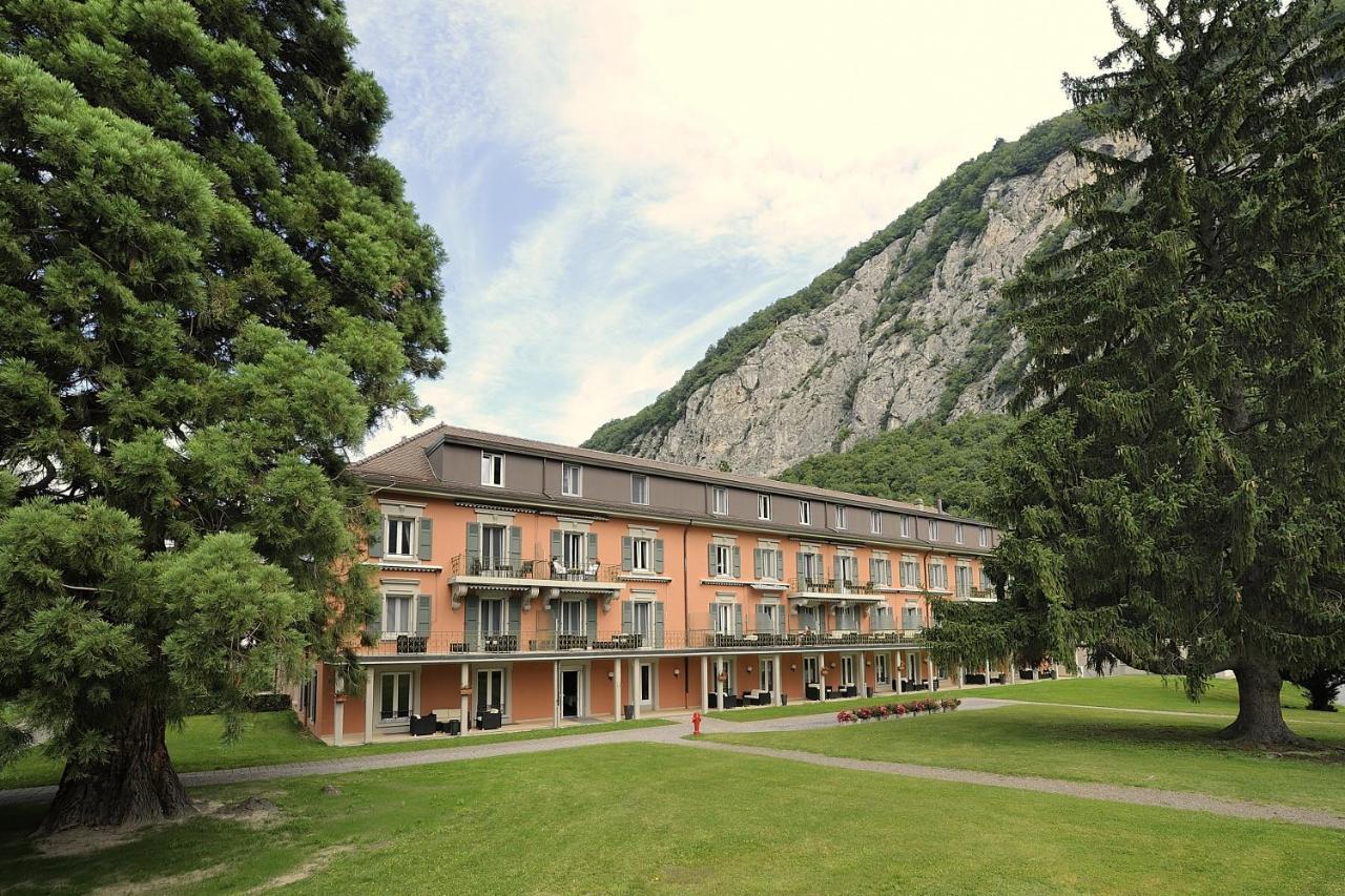Grand Hotel De Lavey Les Bains