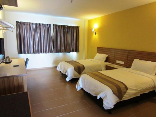 Grand Court Hotel Teluk Intan Malaysia