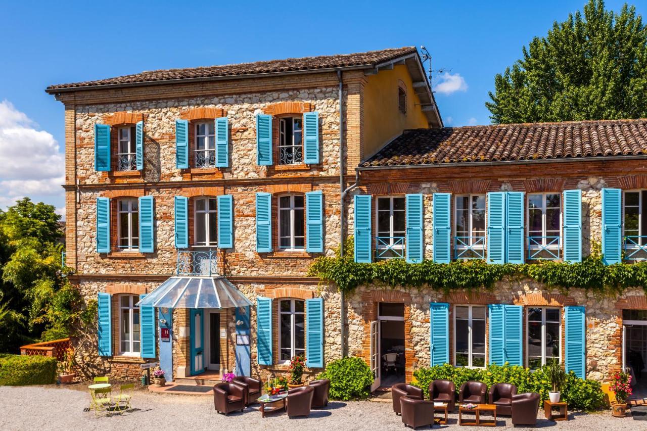 Hotels In Puycelci Midi-pyrénées