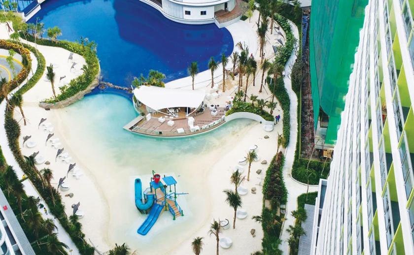 Condominium At Azure Urban Resort Residences Manila Philippines