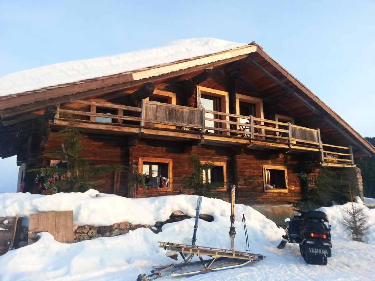 Chalet La Montagne Crest Voland Updated 2018 Prices