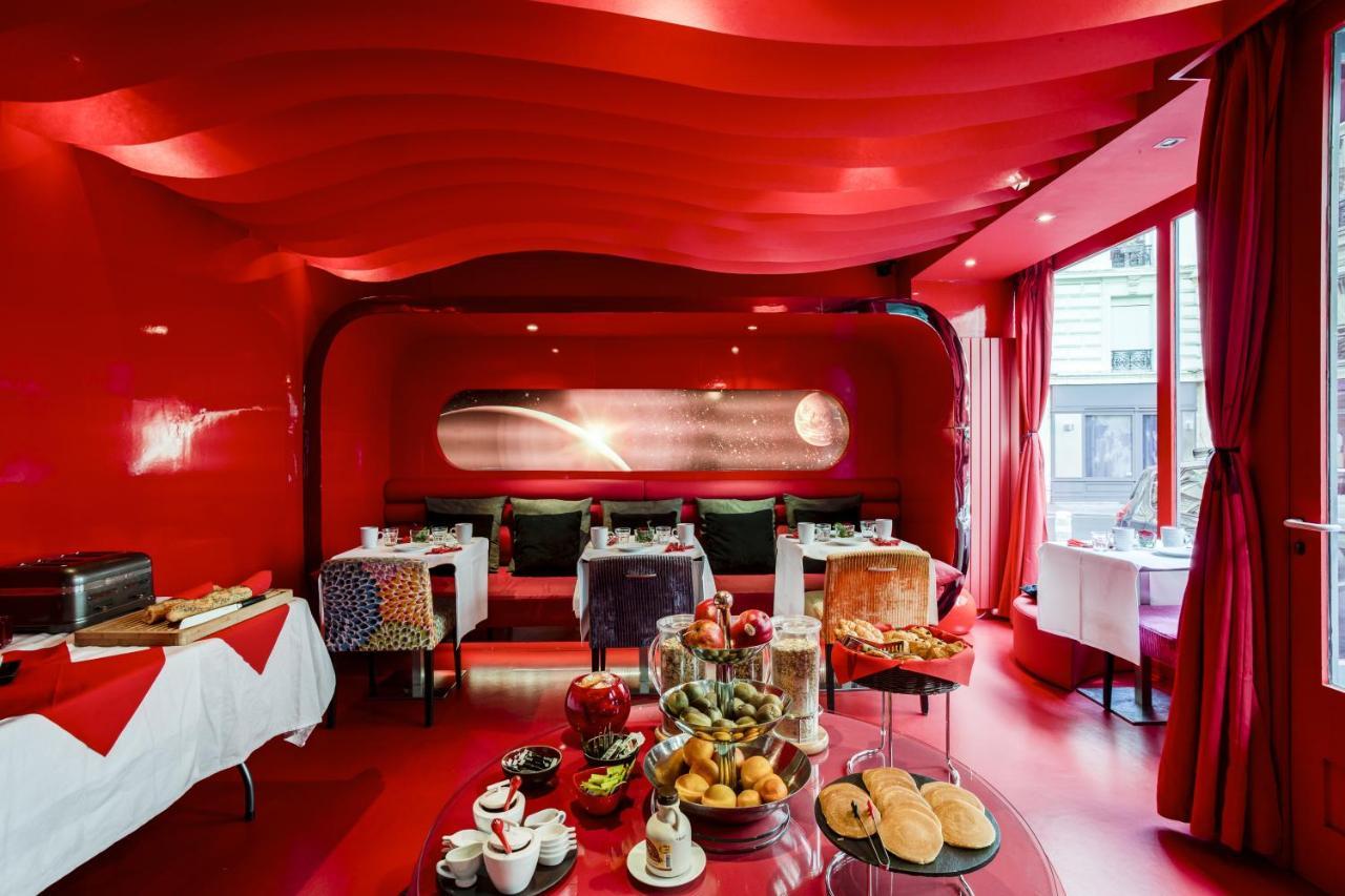 Five Boutique Hotel Paris Quartier, France - Booking.com