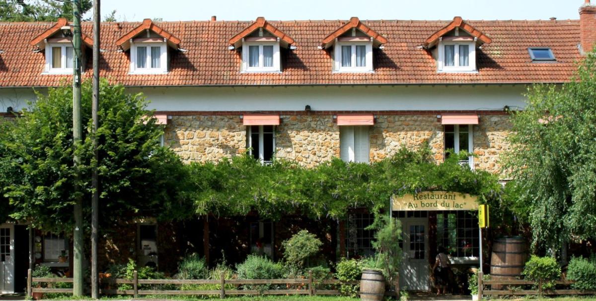 Hotels In Rochefort-en-yvelines Ile De France