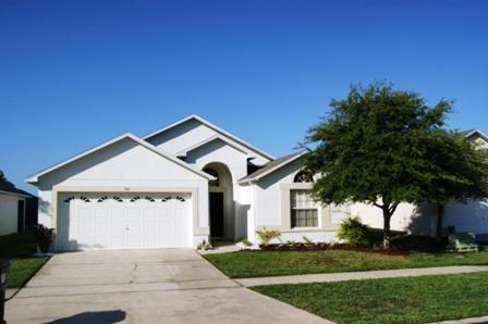 Holiday home Eagle Pointe FourBedroom House 584 Kissimmee USA