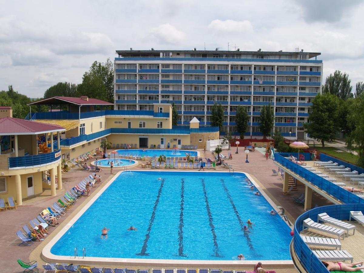 Anapa hotels: photos and reviews of tourists. Anapa hotels are all inclusive. Hotel rating Anapa 10