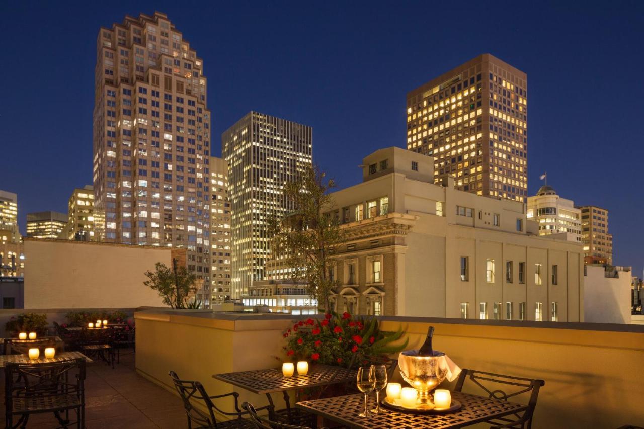Orchard Garden Hotel, San Francisco, CA - Booking.com